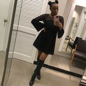 Little Black BCBGENERATION dress